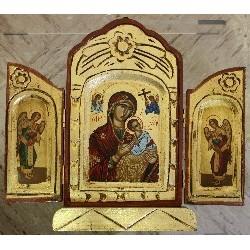 Madonna - Passion - die Sündenfreie (6) - Triptychon