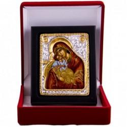 Mutter Gottes die Innbruenstige (5) - Silber im Etui